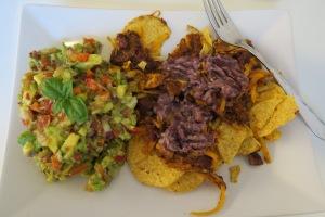Nachos & guacamole 2